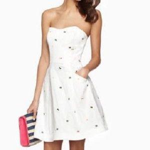 Lilly Pulitzer Dresses - Lilly Pulitzer Blossom Dress Regatta Nautical